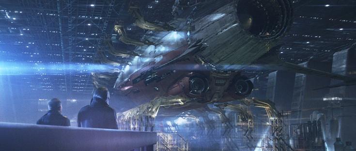 Space Battleship Yamato shot 04